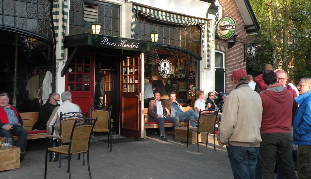 Zevende Baarnse Café Schaaktoernooi: woensdagavond 24 april