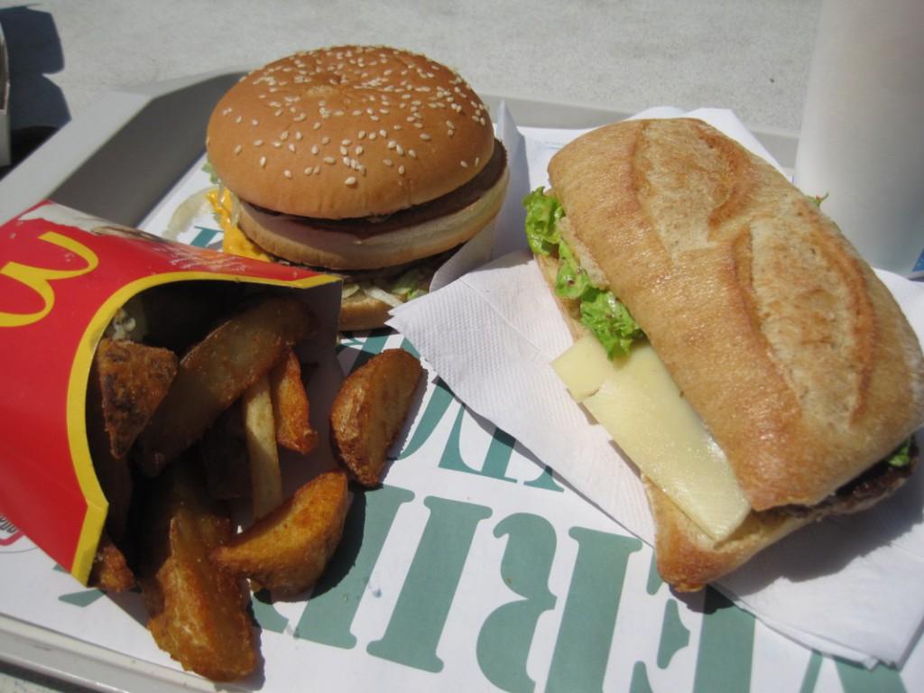 Geen Big Mac in Nijkerk