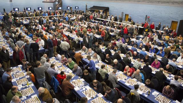 Baarnse schaakvereniging volop aanwezig bij Tata steel chess