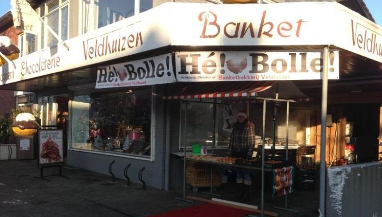 Banketbakkerij Veldhuizen Oliebollentoernooi 18 december