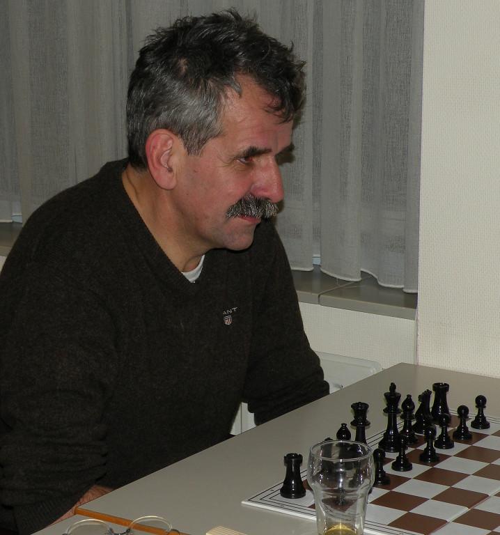Jan tijdens het Oliebollentoernooi op 30-12-2011