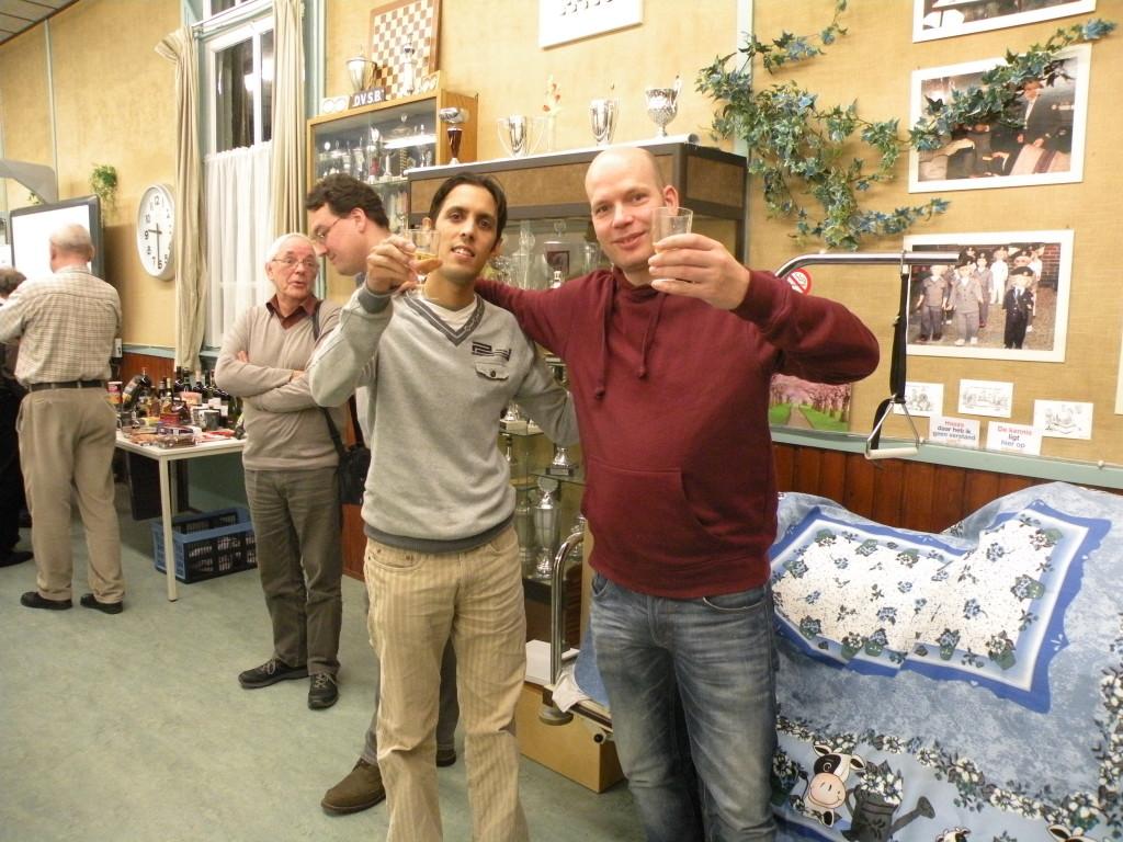 Prima start schaakjaar 2015 met Veldhuizen Nieuwjaarstoernooi