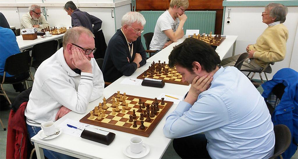 Attractieve schaakpartijen