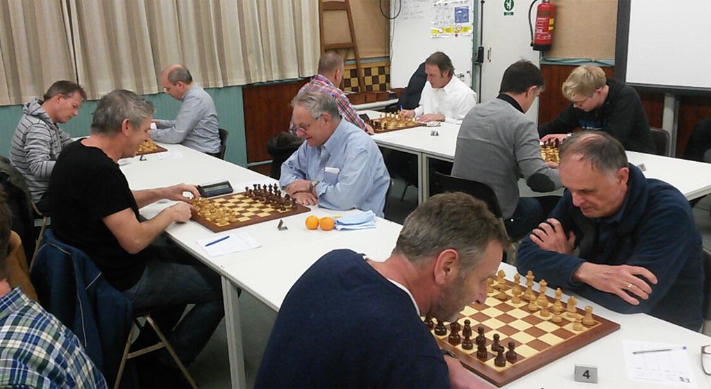 Baarn 2 houdt nipt gelijkspel tegen Muiderberg 1