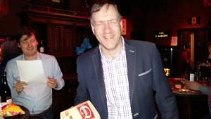 Peter Rijsdijk won de C-groep.