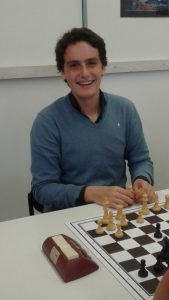 De nieuwe jeugdleider, Jan Kessler