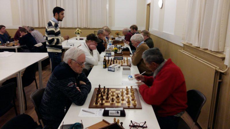 Goede serie Johan Vermulst (links vooraan)!