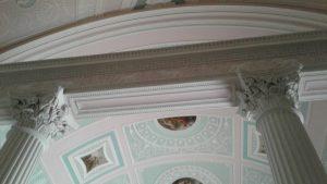 Een detail van Kenwood House