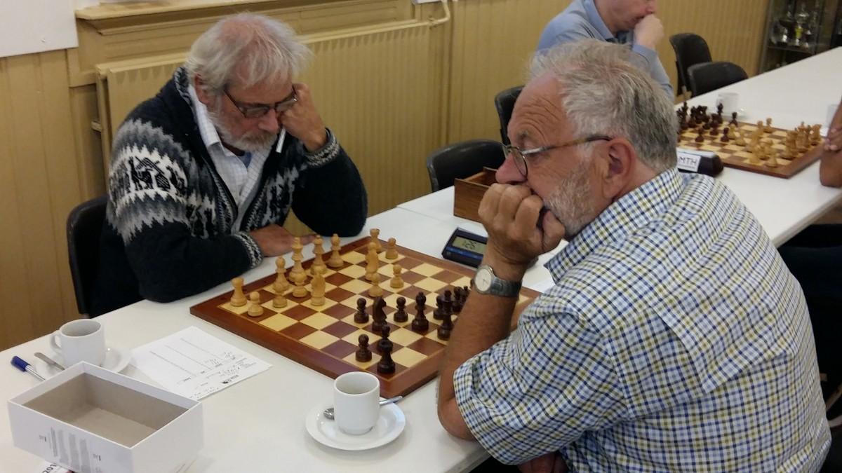 Start nieuw schaakseizoen in Nutsgebouw