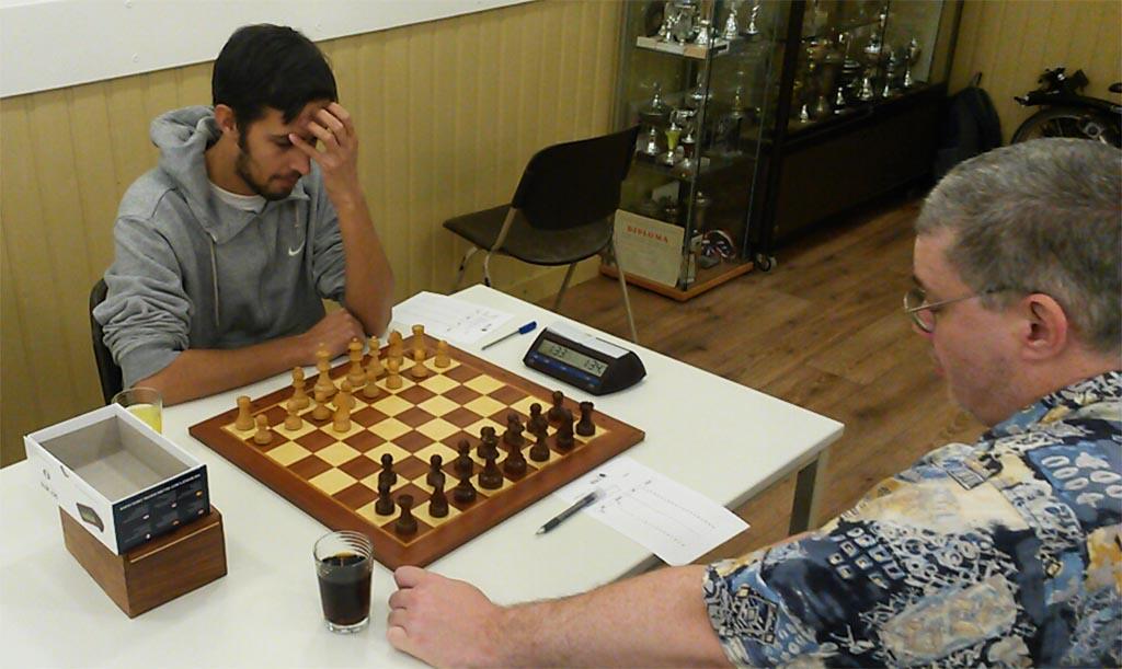 Krishnasing zet belangrijke stap richting kampioenschap