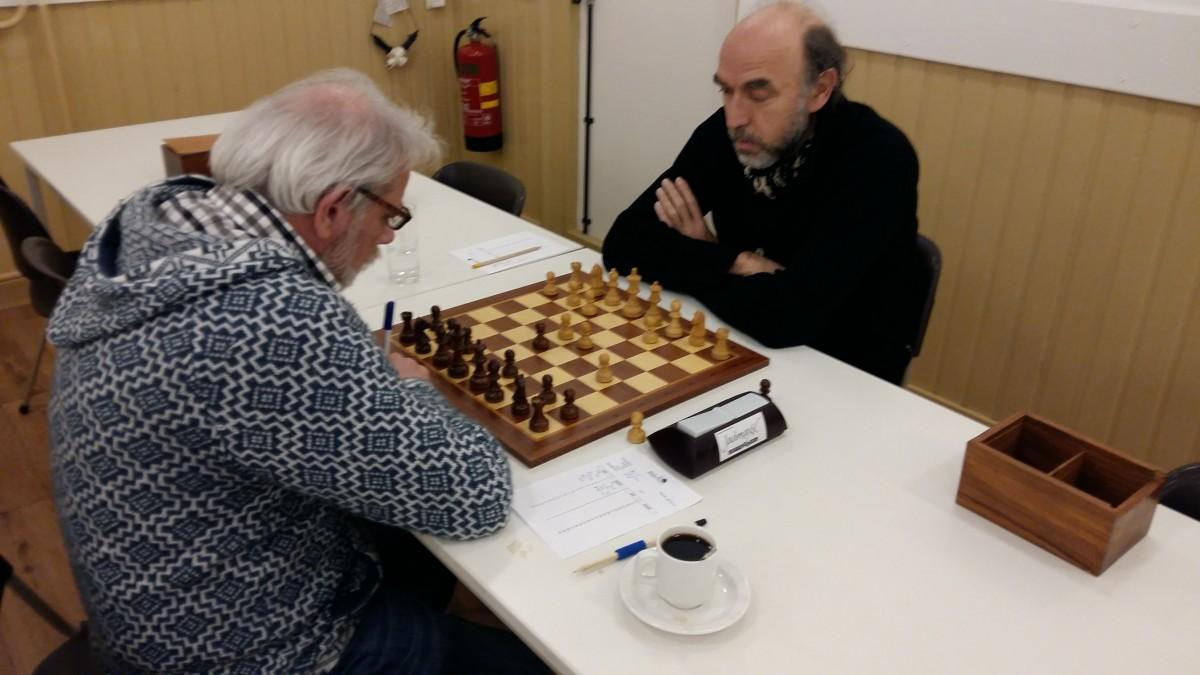 Spanning en nachtmerries bij schaakvereniging