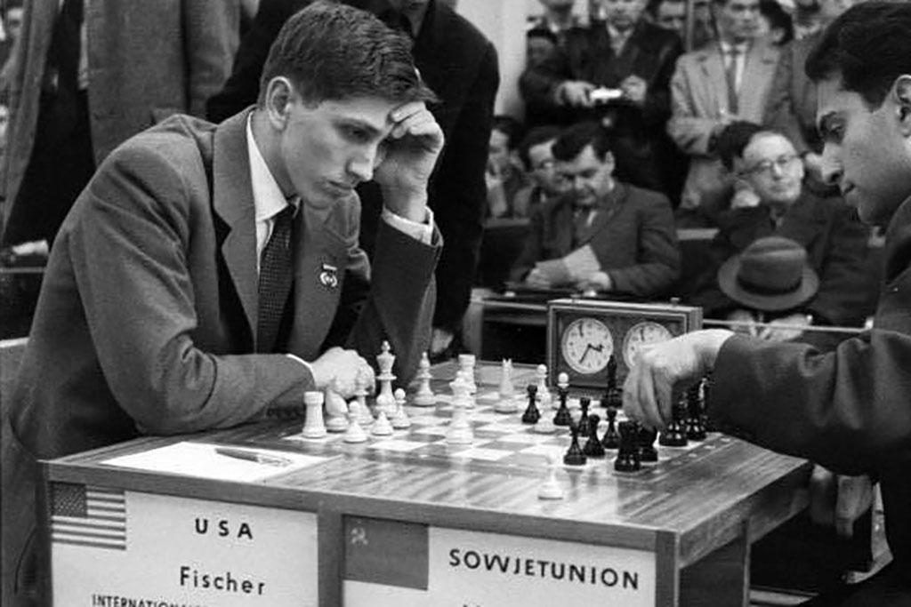 Thema-avond 21 december: Bobby Fischer