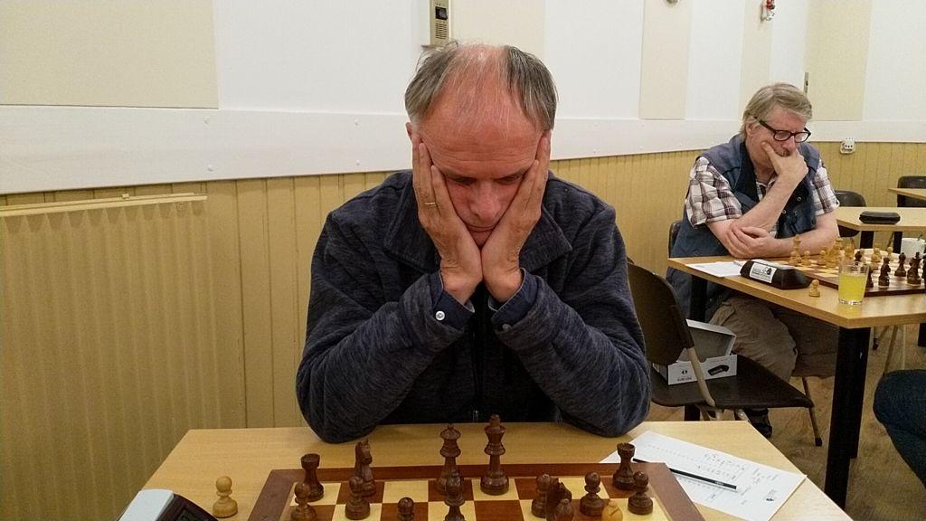 Een mooie schaakavond