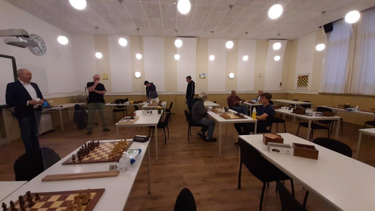 Ook volwassenen gaan weer schaken!